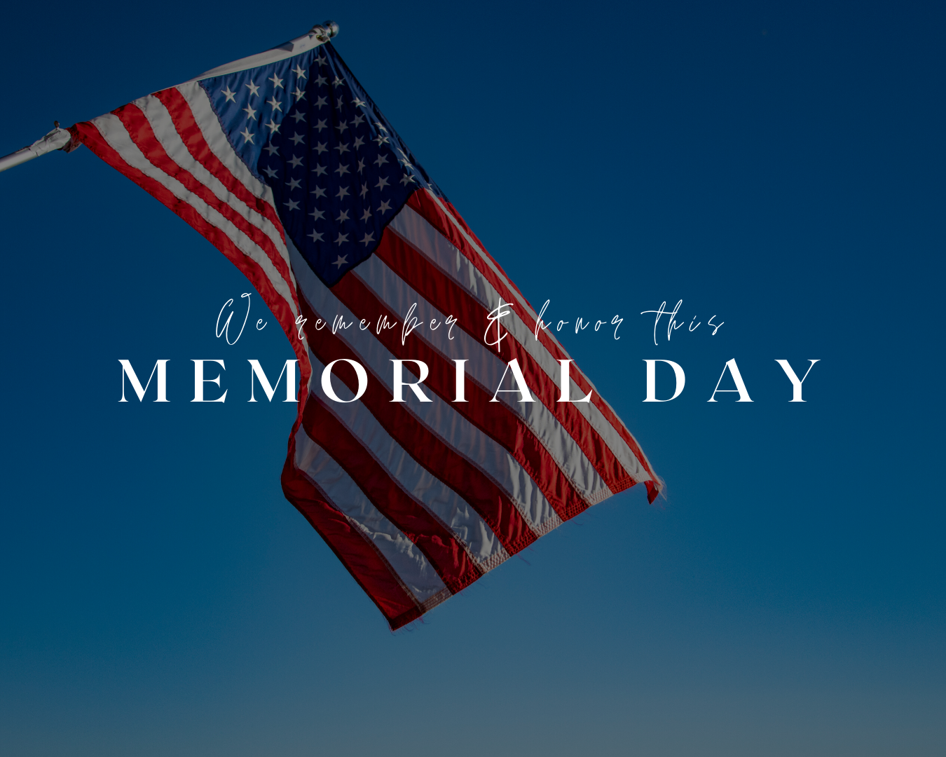 We Remember & Honor Those Who Gave All   Simplifying The Market